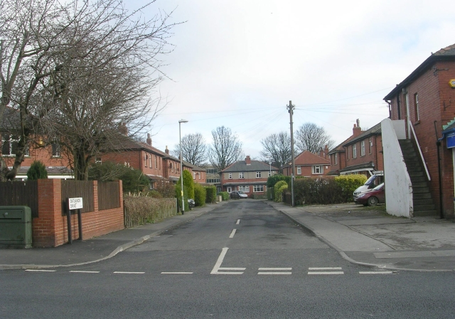 Oatlands Drive - Newall Carr Road