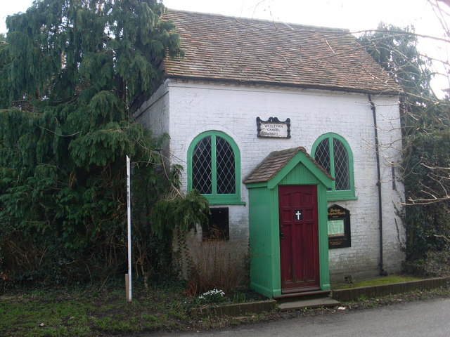 Denham Methodist Church, Bucks (1)
