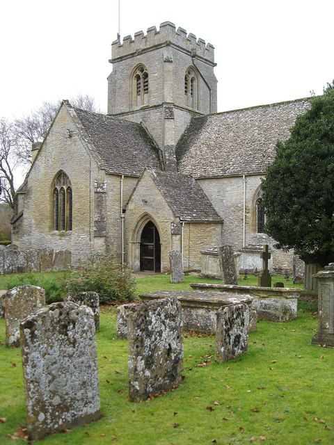 St Kenelm's Church and Churchyard