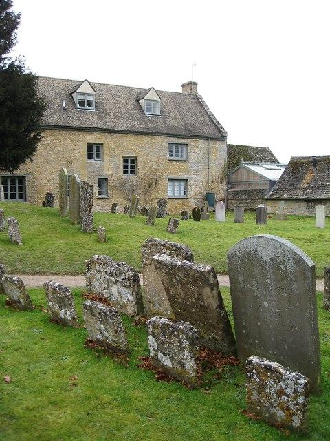 St Kenelm's Churchyard