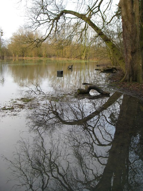 Floodplain of the River Cherwell