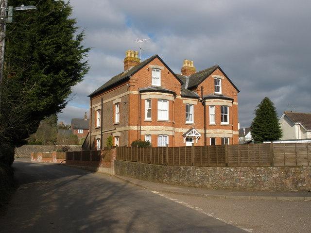 Victorian villa, LowerTown, Halberton