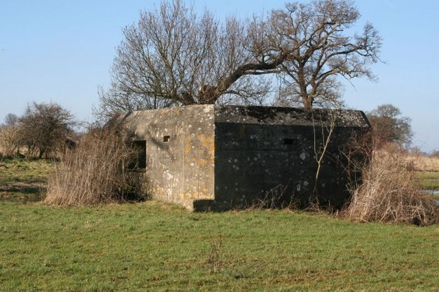 Pillbox by the lock