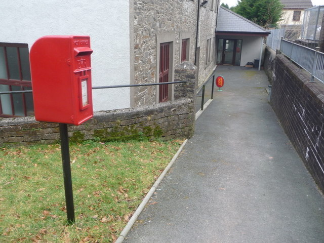 Ffarmers: postbox № SA19 452