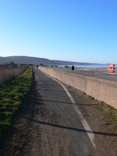 North Wales Cycle Path