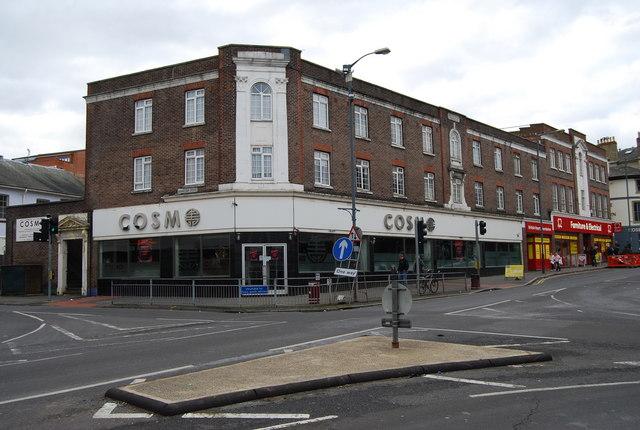 Cosmo, Grosvenor Rd