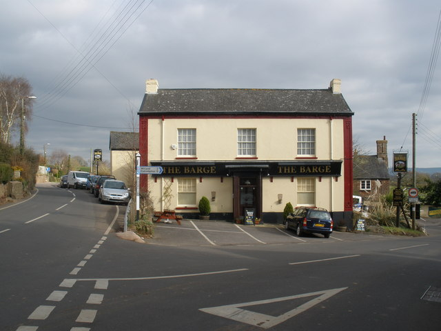 The Barge, Willand Road, Halberton