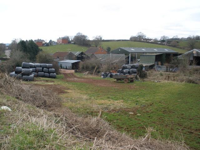 Shuteslade Farm, Halberton