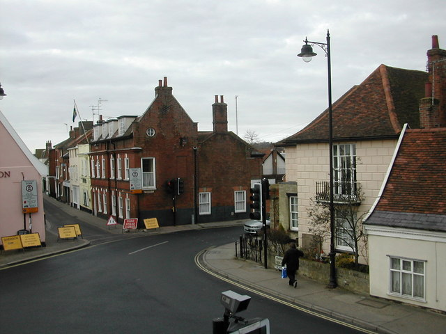 The Thoroughfare, Woodbridge