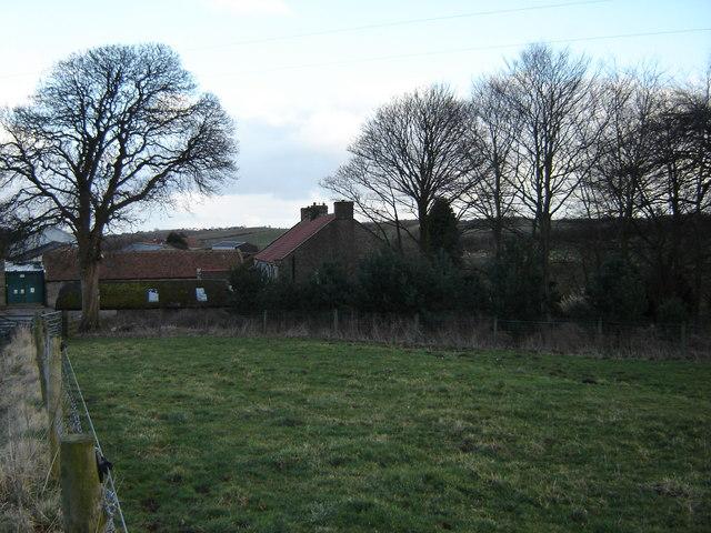 Kirkless  Farm.