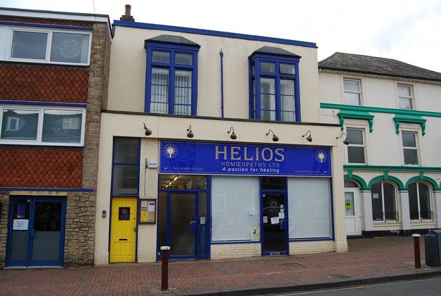 Helios Homoeopathic Shop, Camden Rd
