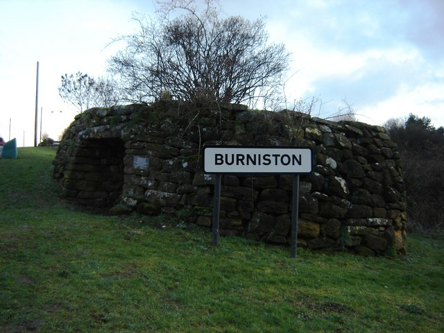 Lime  Kiln  Burniston