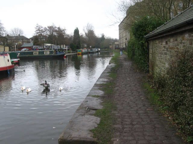 Macclesfield Canal at Bollington