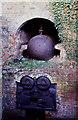 TL8308 : 'Elephant boiler', Beeleigh Mill by Chris Allen