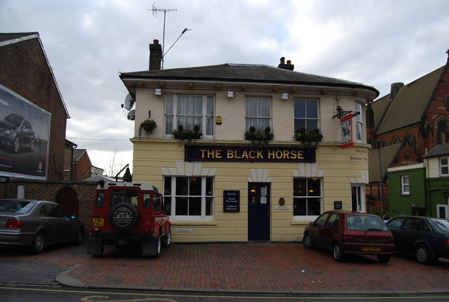 The Black Horse, Camden Rd