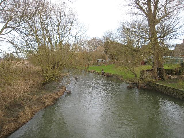 River Thames at Castle Eaton