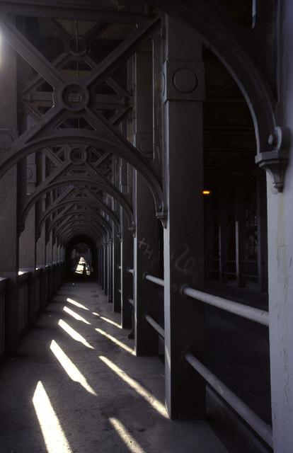 Newcastle High Level Bridge