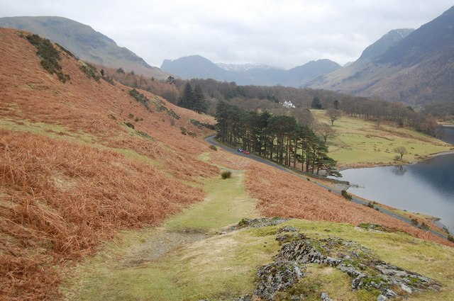 Old Road to Buttermere