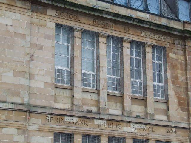 Former Springbank Public School