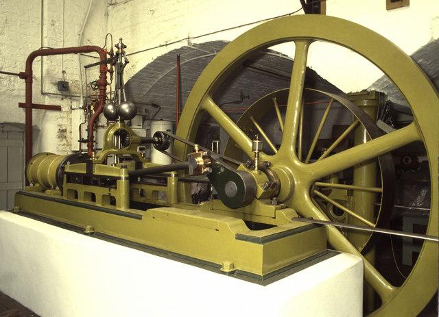 Steam engine, British Engineerium