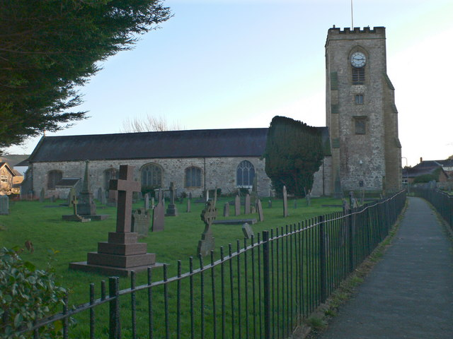 St Michael's Church, Abergele