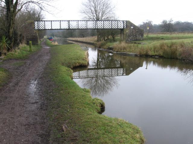 Macclesfield Canal near Hagg Farm
