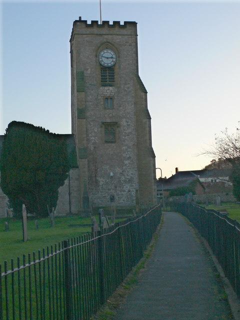 St Michael's Church, Abergele