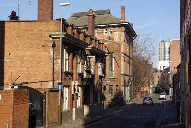 Chatham Street, Leicester