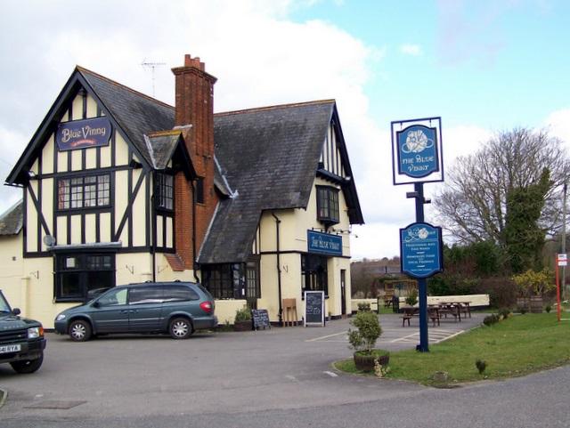 The Blue Vinny Inn, Puddletown