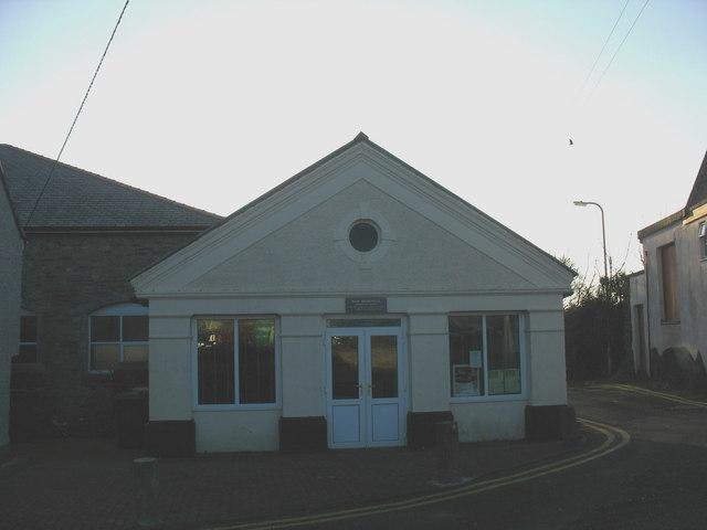 War Memorial Hall, Amlwch