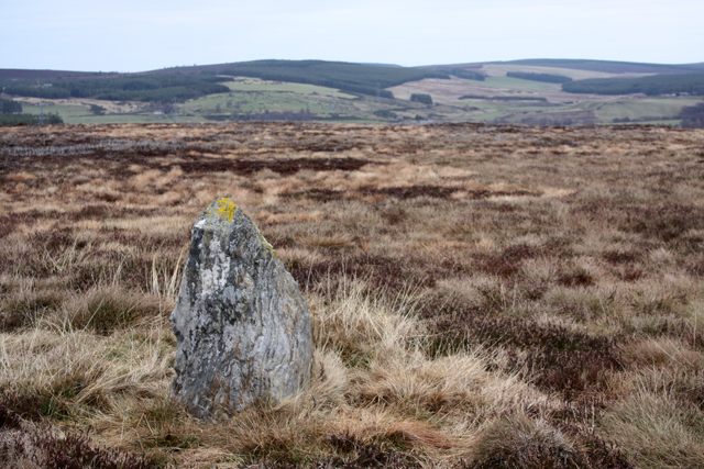 Grey Stone of Cairn Eney