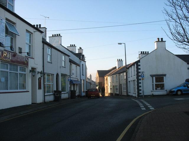 Market Street, Amlwch