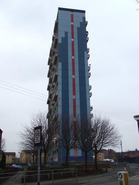 Torridon Court towerblock