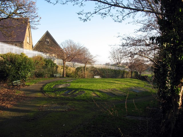 Annex to the St Eleth Cemetery