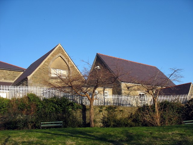 The old Anglican Girls' School