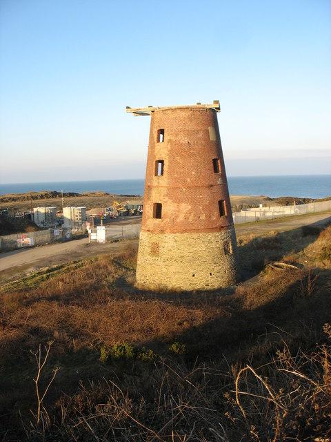 Melin Porth Amlwch Port Mill