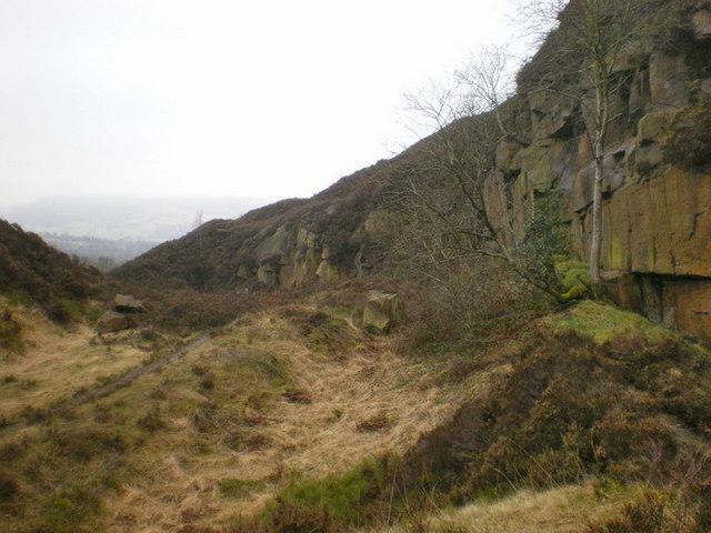 Ladcastle Quarry (Disused)