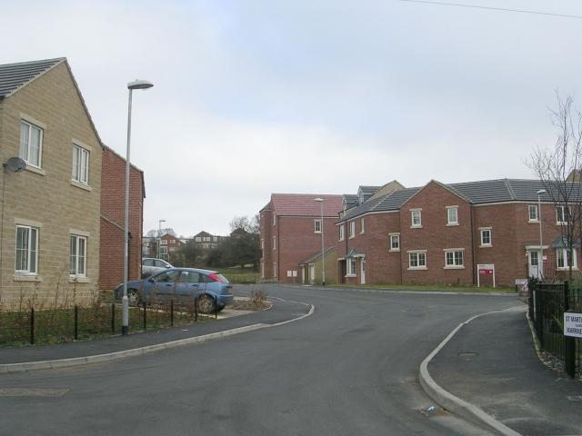 St Martins Field - Weston Ridge