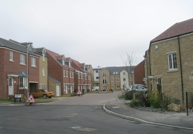 Marriner Close - St Martins Field