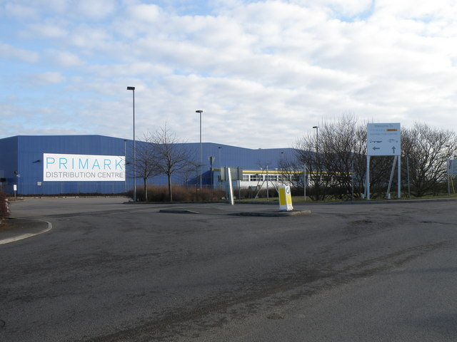 Primark Distribution Centre