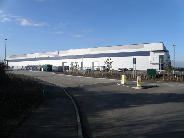Paperchase Distribution Centre