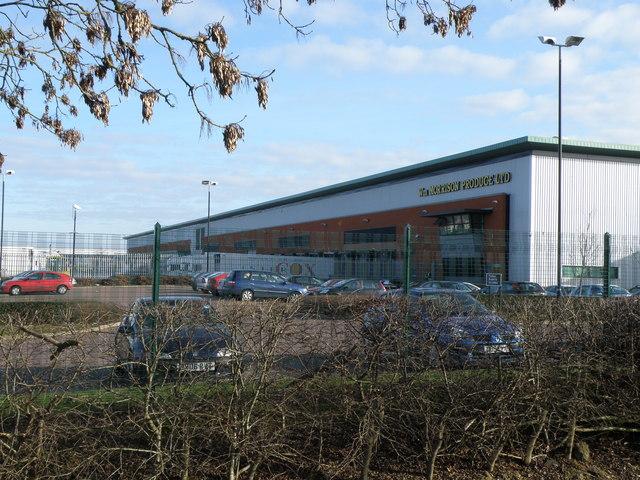 Morrisons Distribution Centre