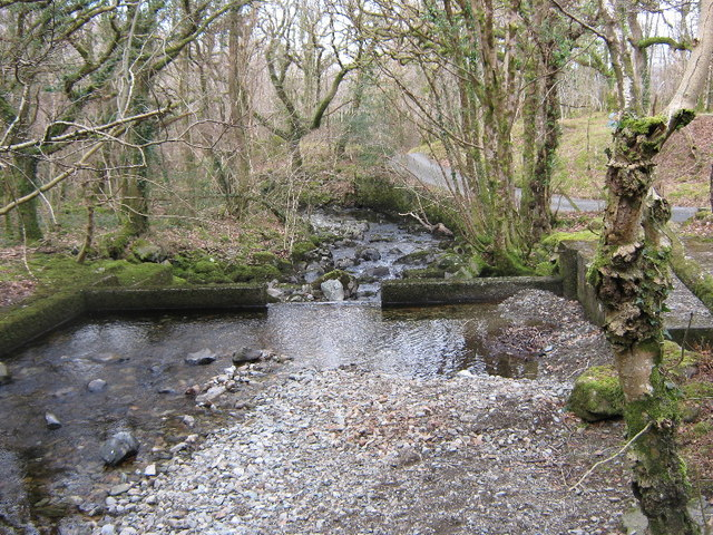 The Afon Arran