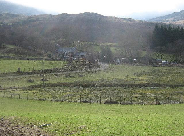 Maes-coch farm