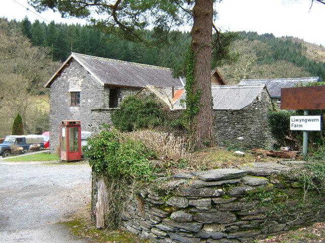 Llwyngwern Farm