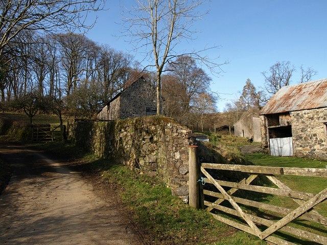 Barns at Michelcombe