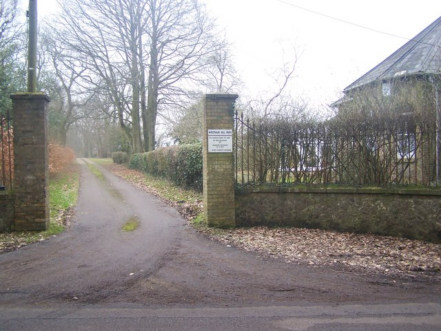 Entrance to Wrotham Hill Park