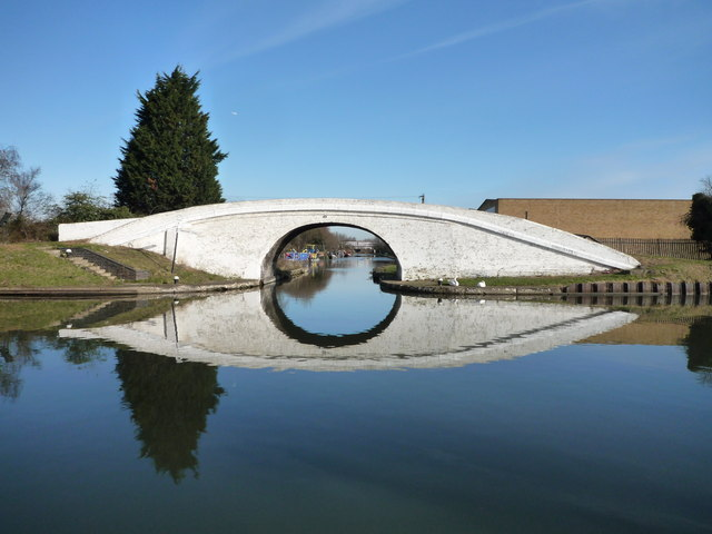 Bulls Bridge, Grand Union Canal