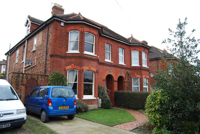 Victorian Semi detached House, Upper Grosvenor Rd