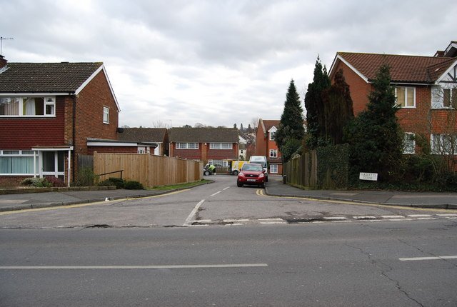 Hasletts Close
